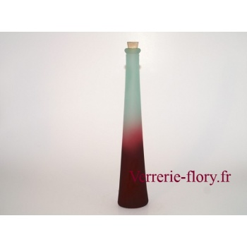 bouteille rouge te blanc 200ml