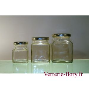 Lot de 24 Pots en verre Lang 106 ml